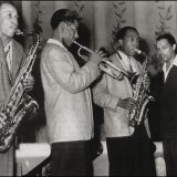 Billy Eckstine and Charlie Parker