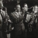 Miles Davis and Charlie Parker