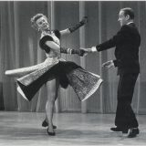 Vera Ellen and Fred Astaire