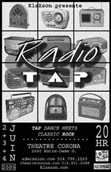 radiotap-poster